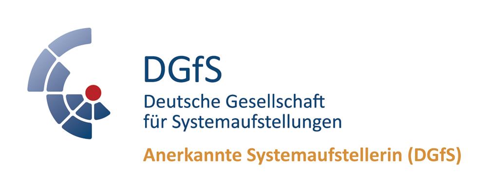 Anerkannte Systemaufstellerin DGfS